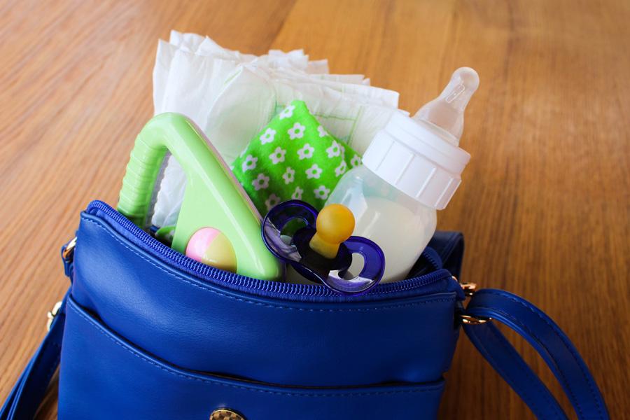 Как навести порядок вженской сумке