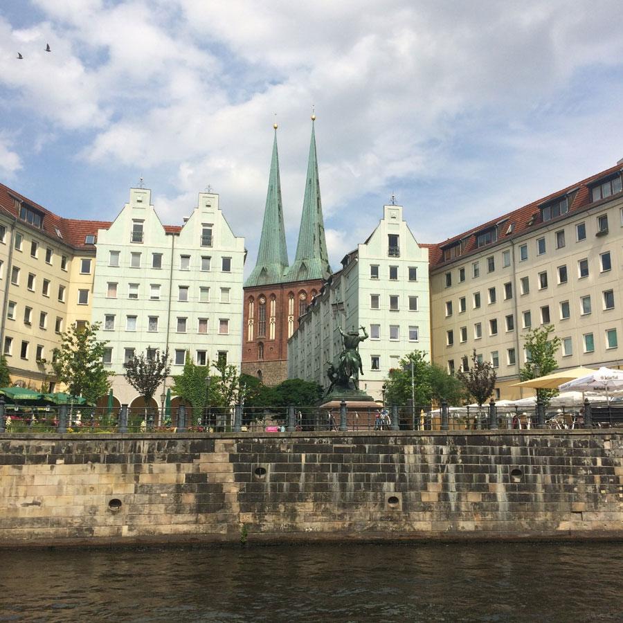 Самая старая церковь Берлина – Николаекирхе