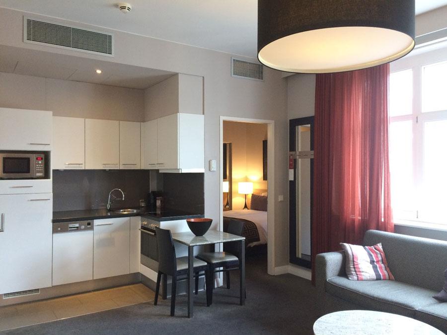 Апартаменты в Берлине: удобно и близко
