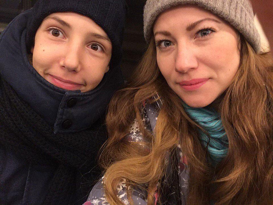 Наставник Екатерина и Саша