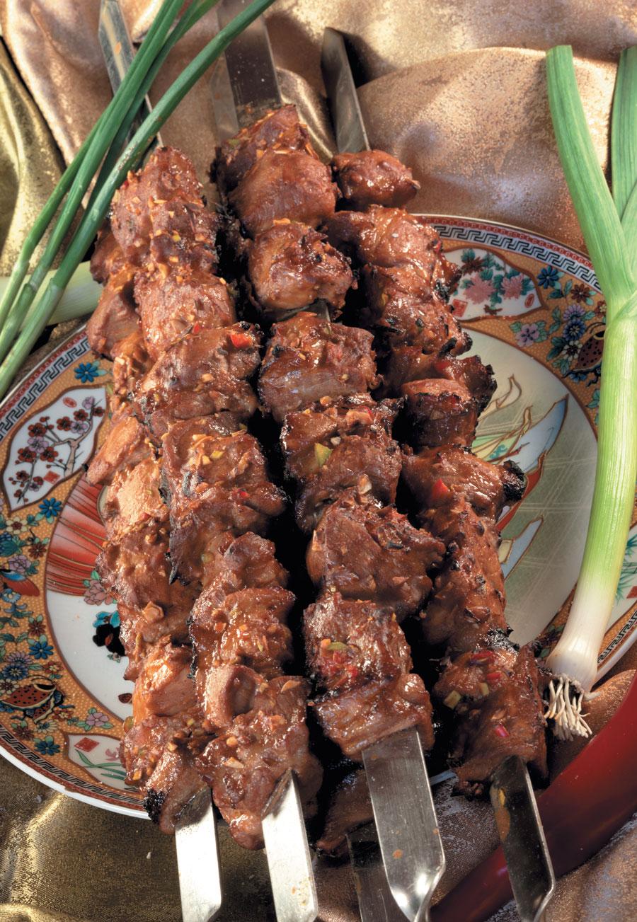 Сталик ханкишиев рецепты шашлык свинина