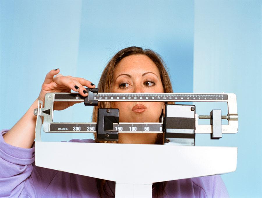 Правильное питание против лишнего веса