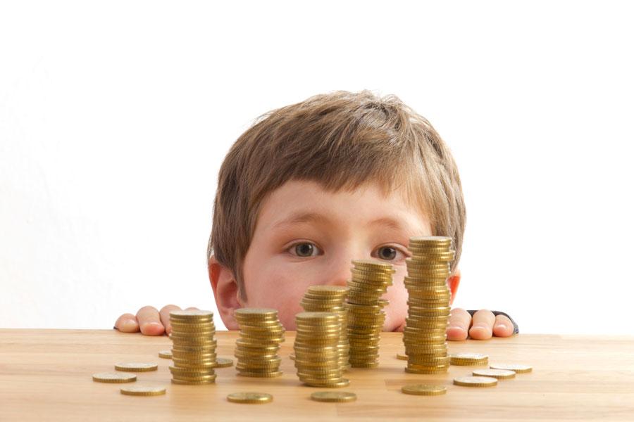 Финансовая грамотность— детям-дошкольникам: список покупок иигра вмагазин