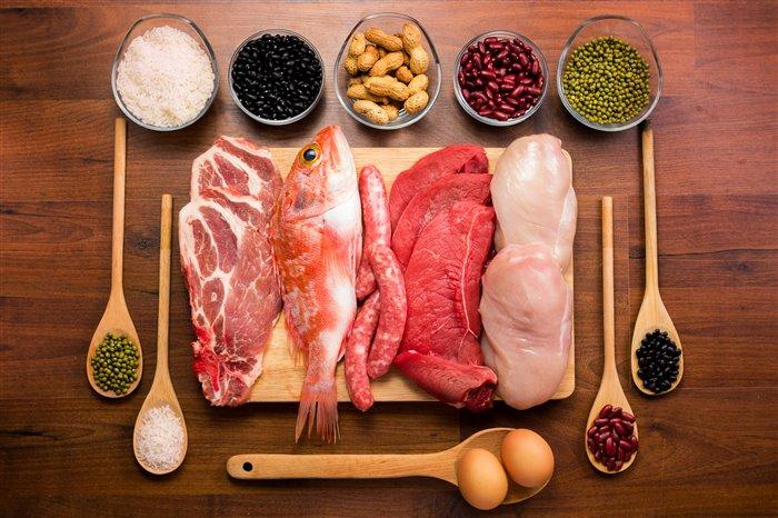 Сколько грамм белка нужно в день человеку?