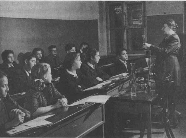 Москва, сентябрь 1947