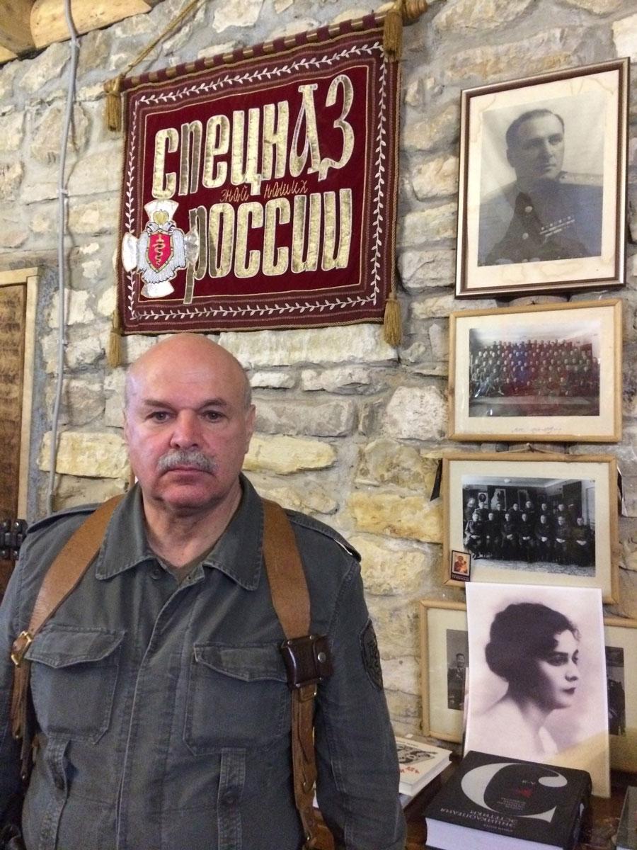 Владимир Борев сдедушкой ибабушкой