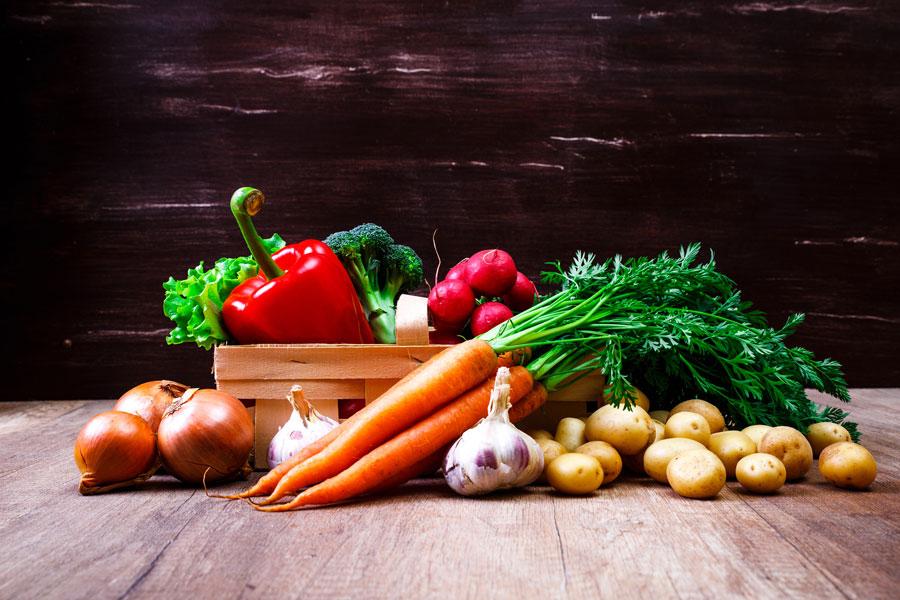 Когда икак убирать нахранение морковь, свеклу, картофель