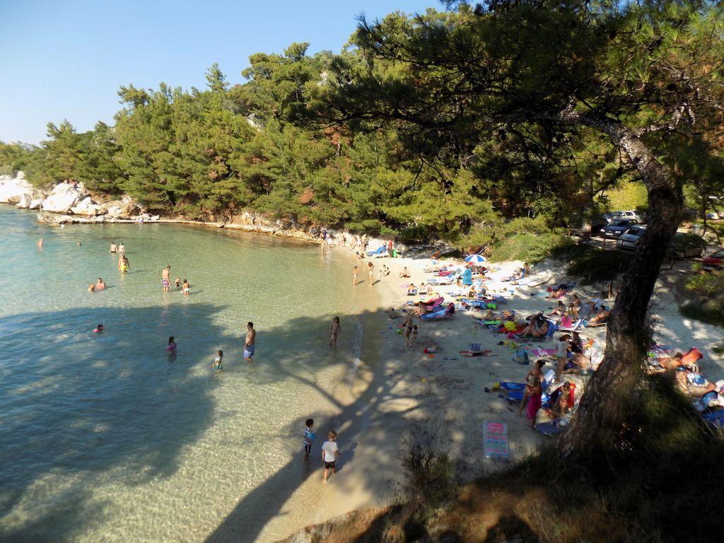 Остров Тасос, отель Filippos