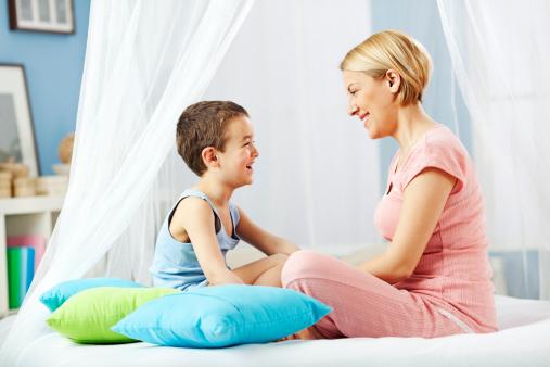 Нарушение графика общения с ребенком