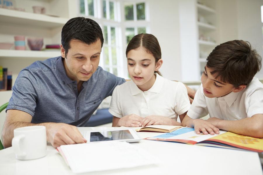 Школьные оценки против отношений сродителями