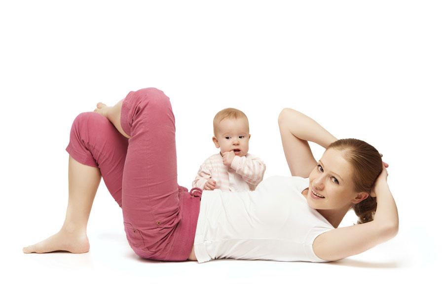 Послеродовая депрессия ифизические упражнения