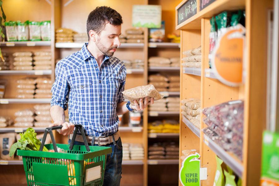 Как выбирать органические продукты вмагазинах