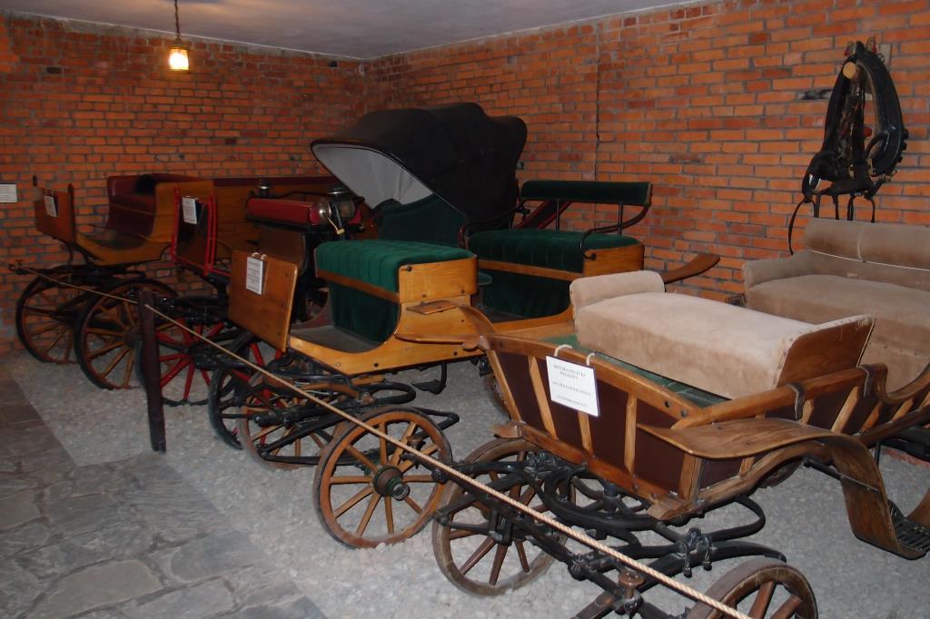 Музей транспорт