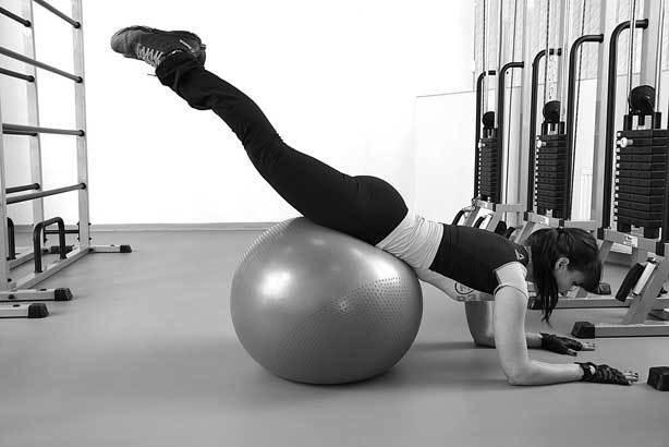 Гимнастика при болях в спине
