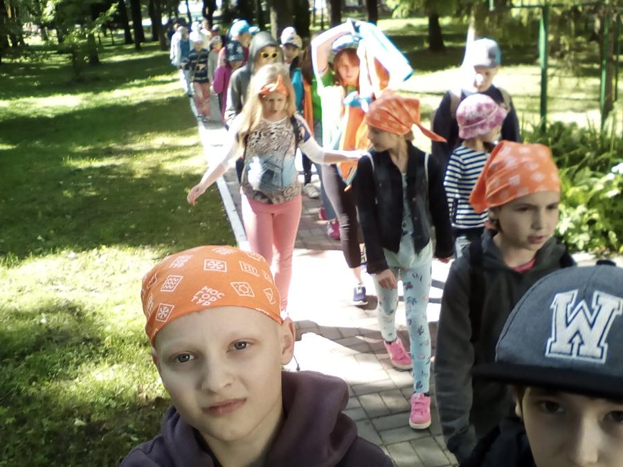 Лагерь в Беларуси
