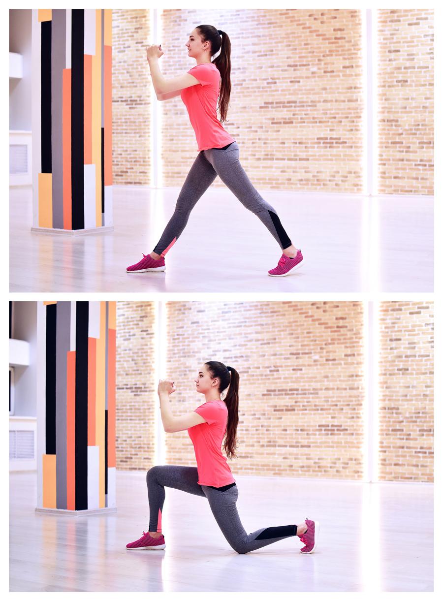 Как похудеть в ногах быстро и эффективно: упражнения.