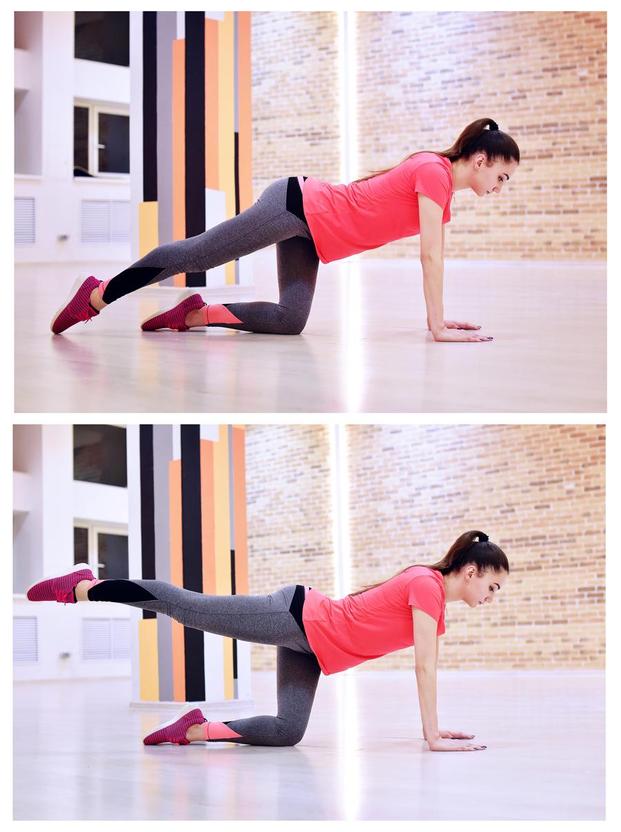 Как сделать упражнение о бедрах