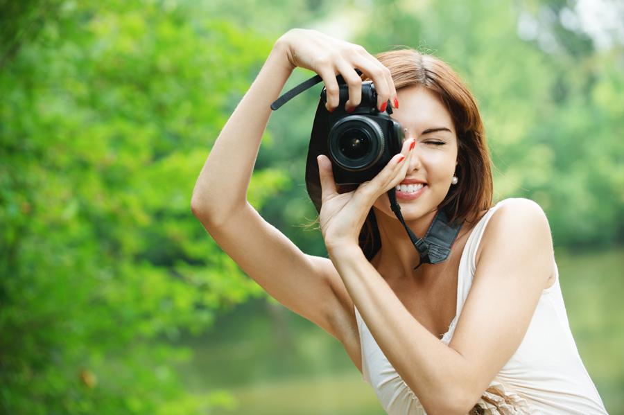 Как найти место для фотосессии