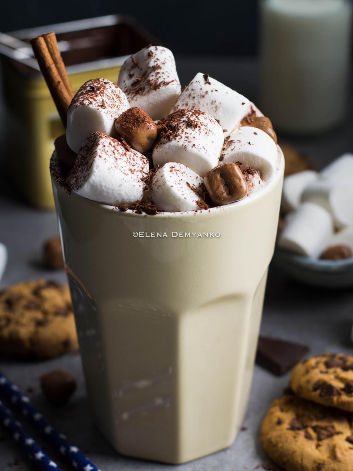 Пушистый какао, домашний рецепт