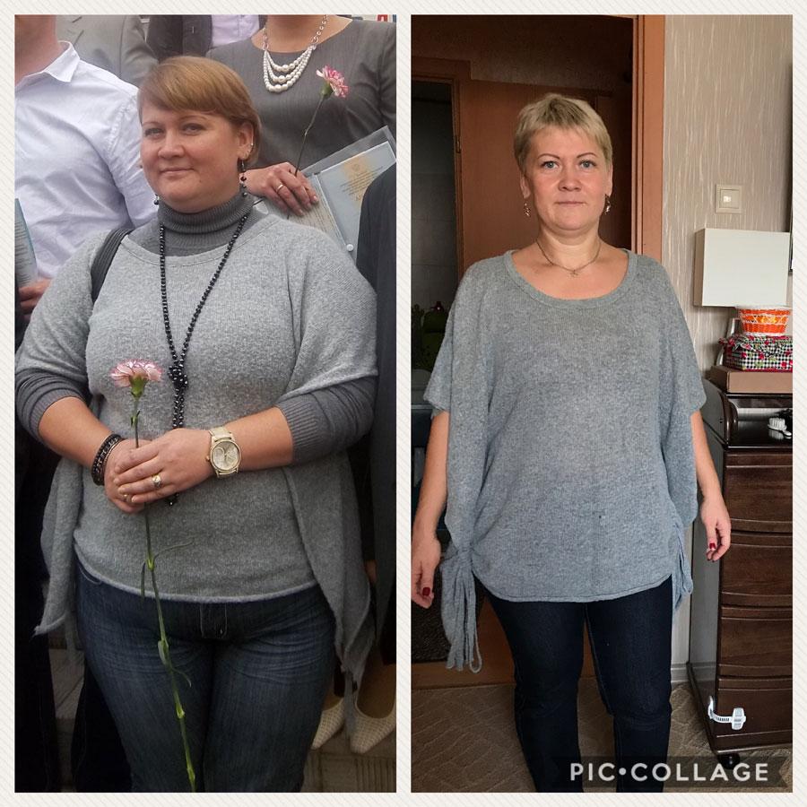 Похудеть за 5 месяцев