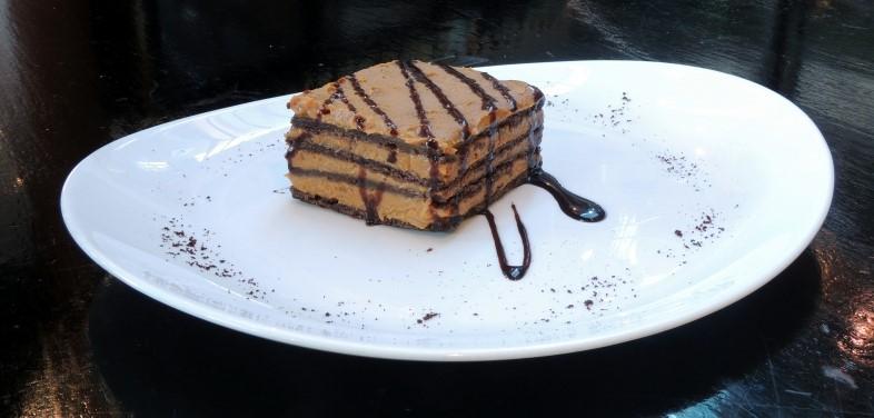 Аргентинский кофейный торт