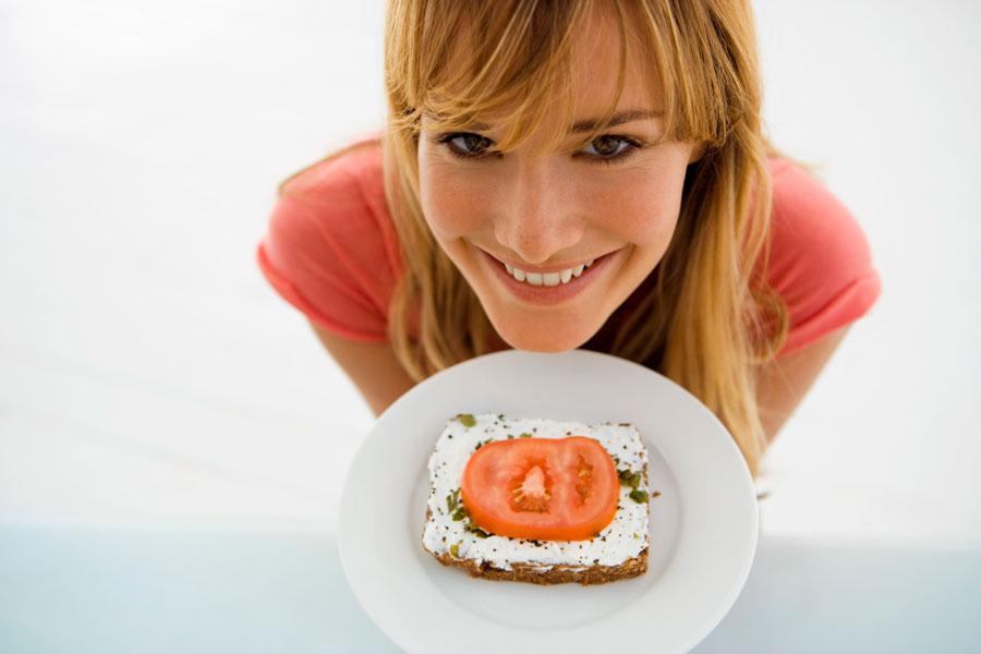 Секрет первый: ешьте втишине