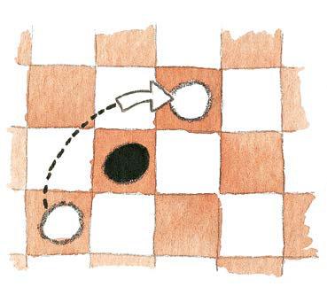 Английские шашки