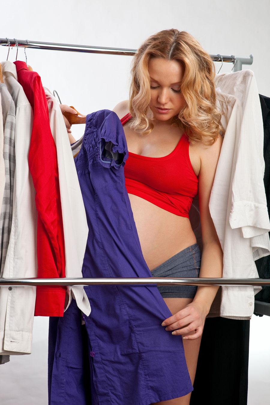 Список одежды для беременной