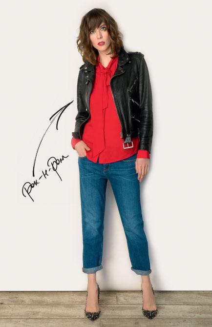 89a6271c71b С чем носить джинсовую рубашку  4 вещи базового гардероба. Правила ...