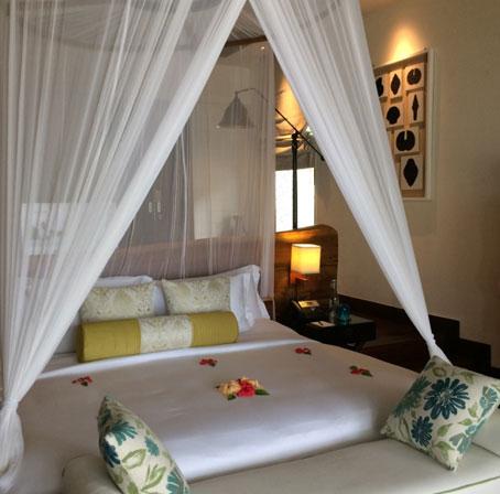 Jumeirah Vittaveli — отель для отдыха сдетьми