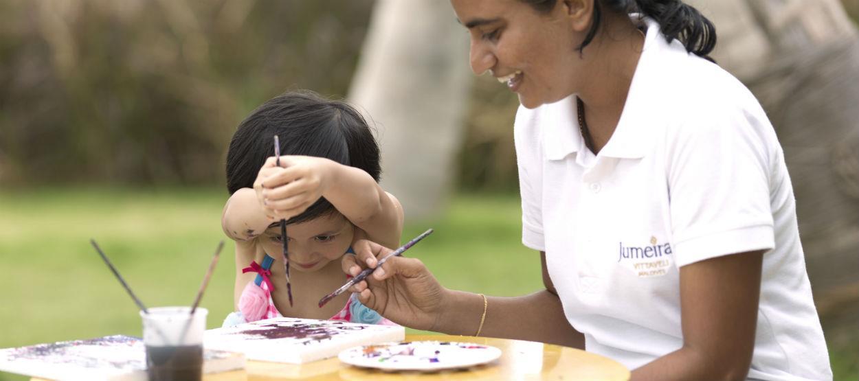 Детский клуб Kuda-Koli икормление скатов