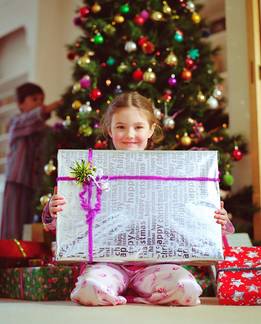 Как подарки готовят ребенка кбудущему
