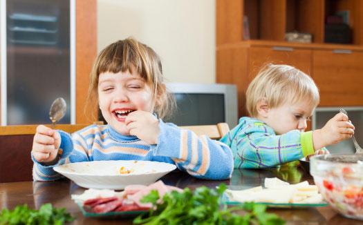 Как накормить ребенка иполучить удовольствие: 12шагов