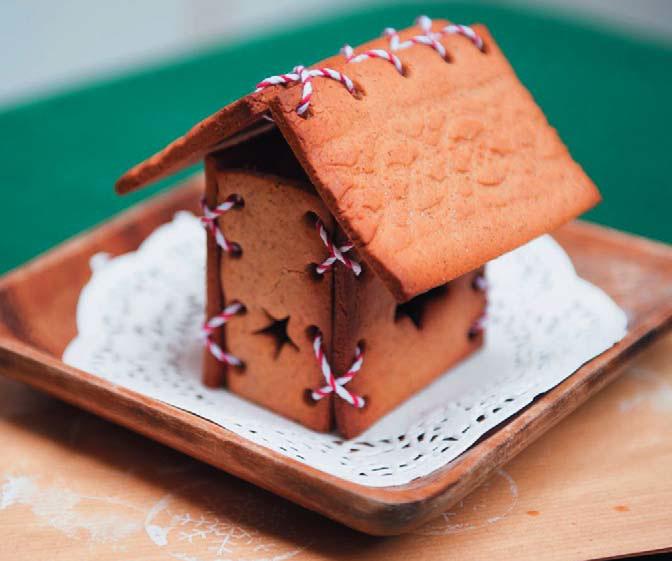 Простой пряничный домик своими руками рецепт 634