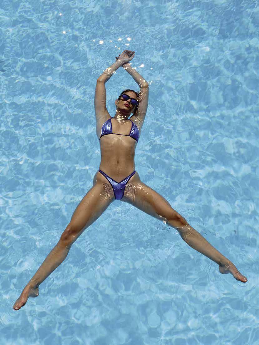 Синди Кроуфорд: тренировки, похудение, модельный бизнес, правильное питание