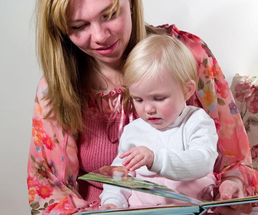Когда читать ребенку вслух?
