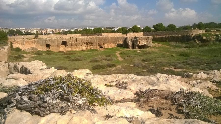 Археологический парк Царские гробницы