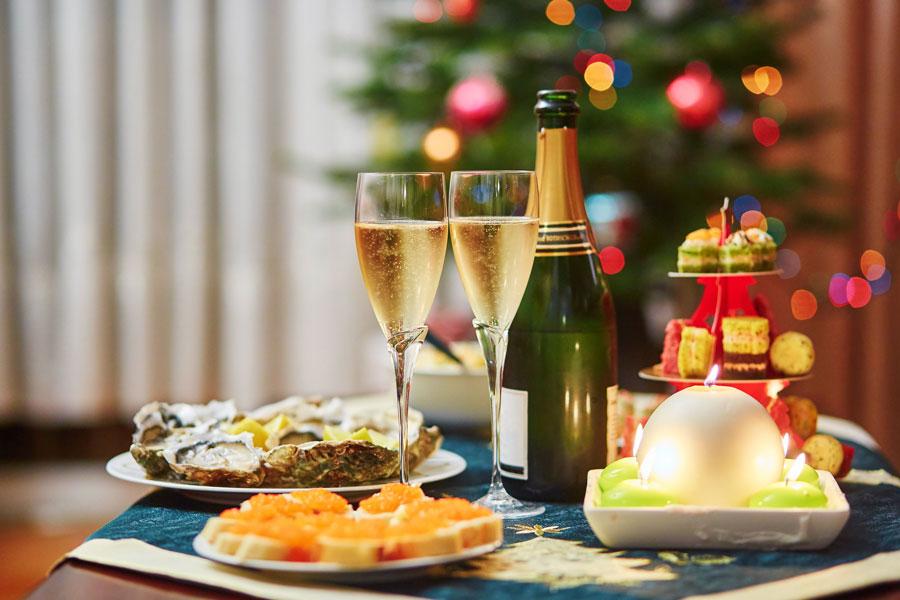 Шампанское наНовый год