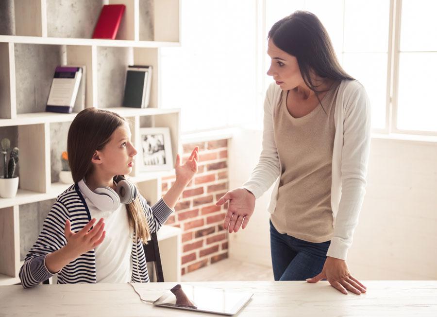 Как устанавливать правила для подростков