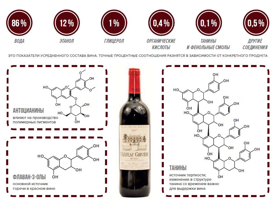 Почему болит голова открасного вина?
