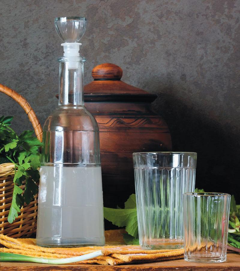 приготовить самогон в домашних условиях из сахара