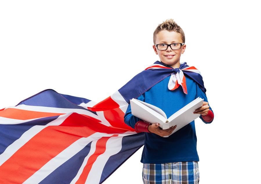 Учить английский: скакого возраста?