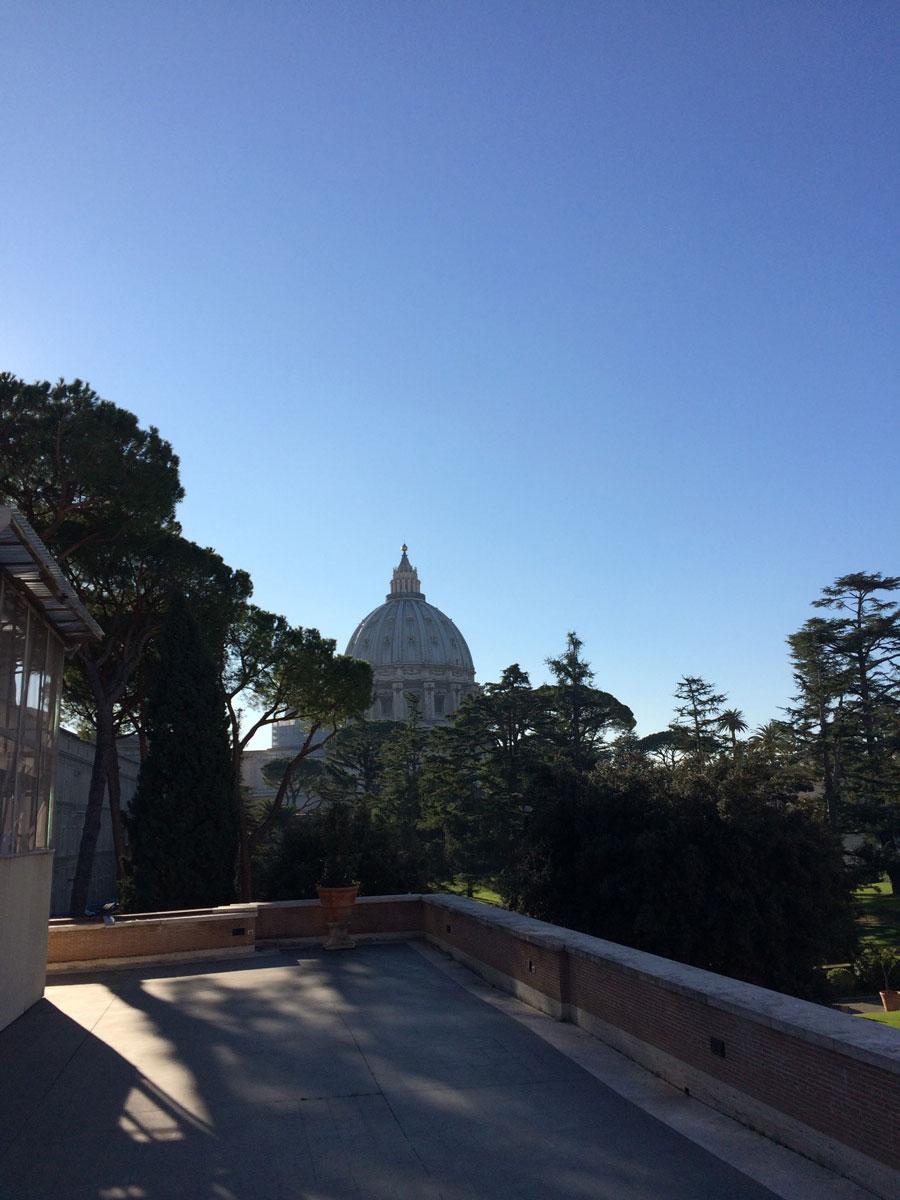 Как попасть вВатикан без очереди