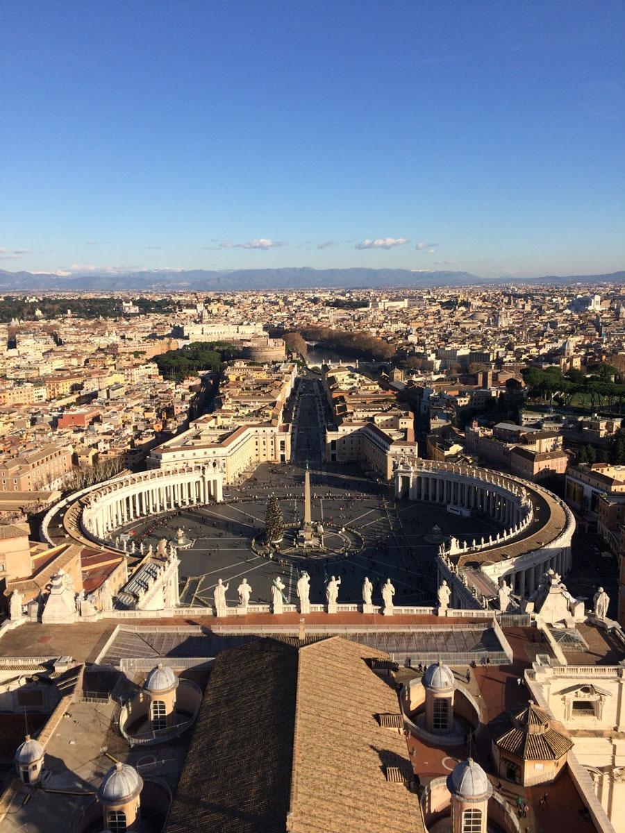 Собор святого Петра: пьета Микеланджело икупол недля слабонервных