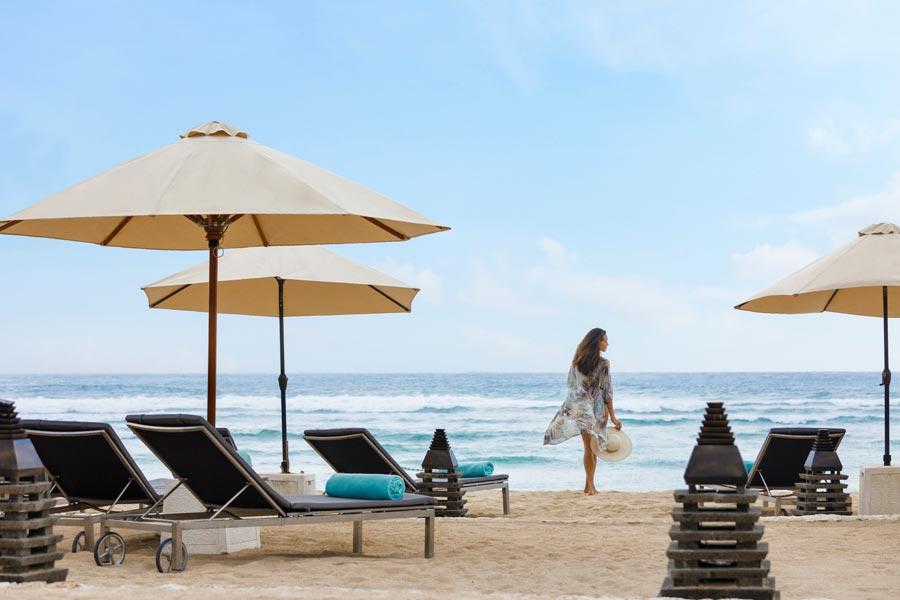 Отель The Ritz Carlton, Bali вНуса Дуа