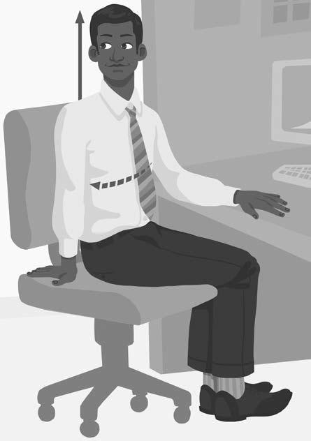 Как делать скручивания нарабочем месте