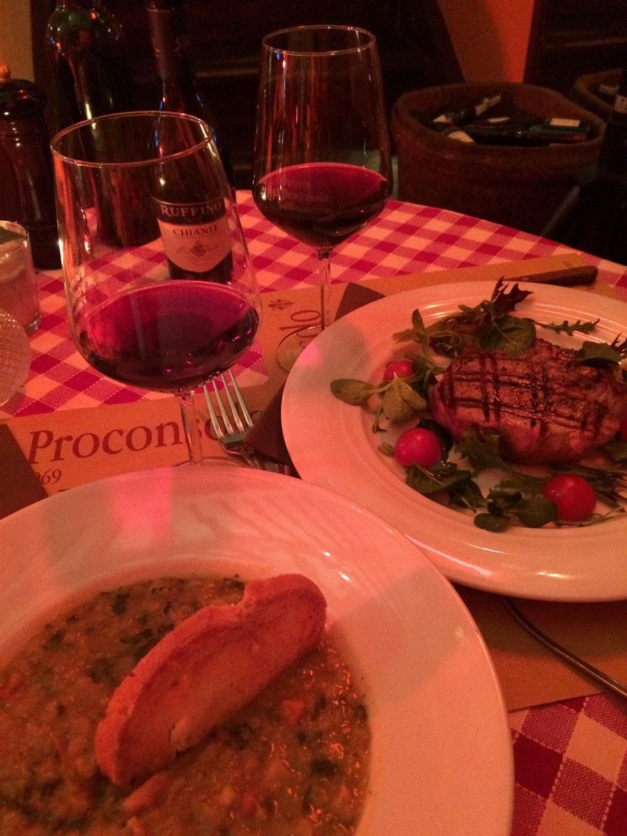 Самое вкусное мясо: стейк по-флорентийски ибургер скишками
