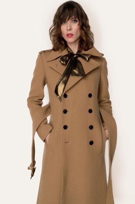 Счем носить пальто: шапка, обувьи... маленький пуховичок