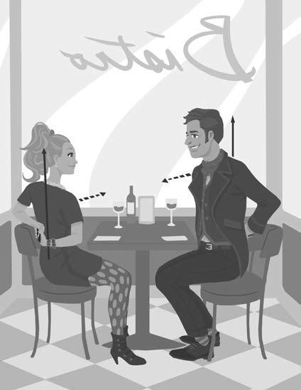 Романтическое свидание: чтобы ничего немешало
