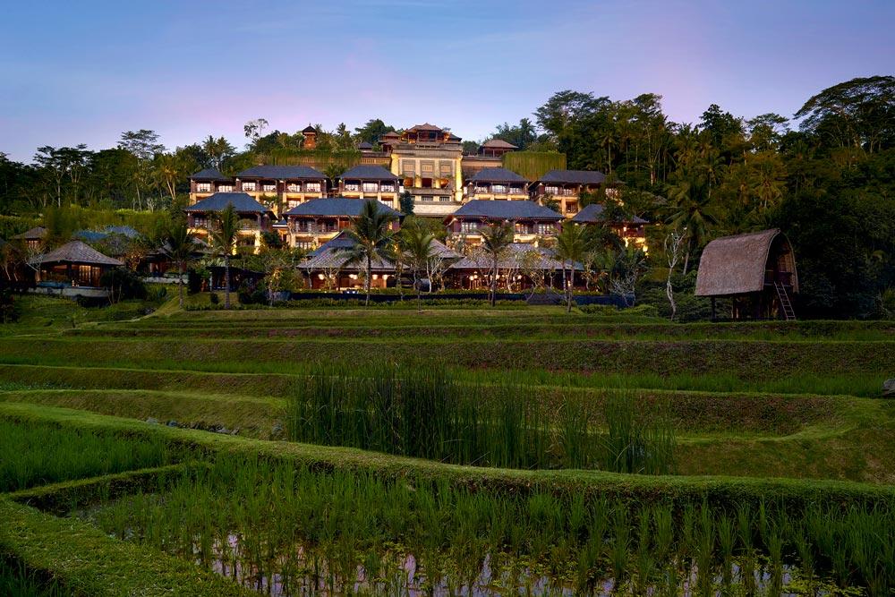 Отель Mandapa, Ritz-Carlton Reserve— лучший выбор